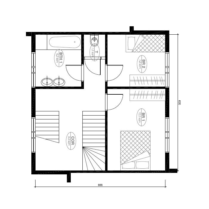Gezinswoning u2018Novau2019 - ECOnomic Housing - Affordable housing ...